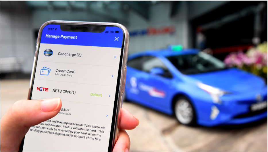 NETS and ComfortDelGro launch convenient in-app payment for NETS users