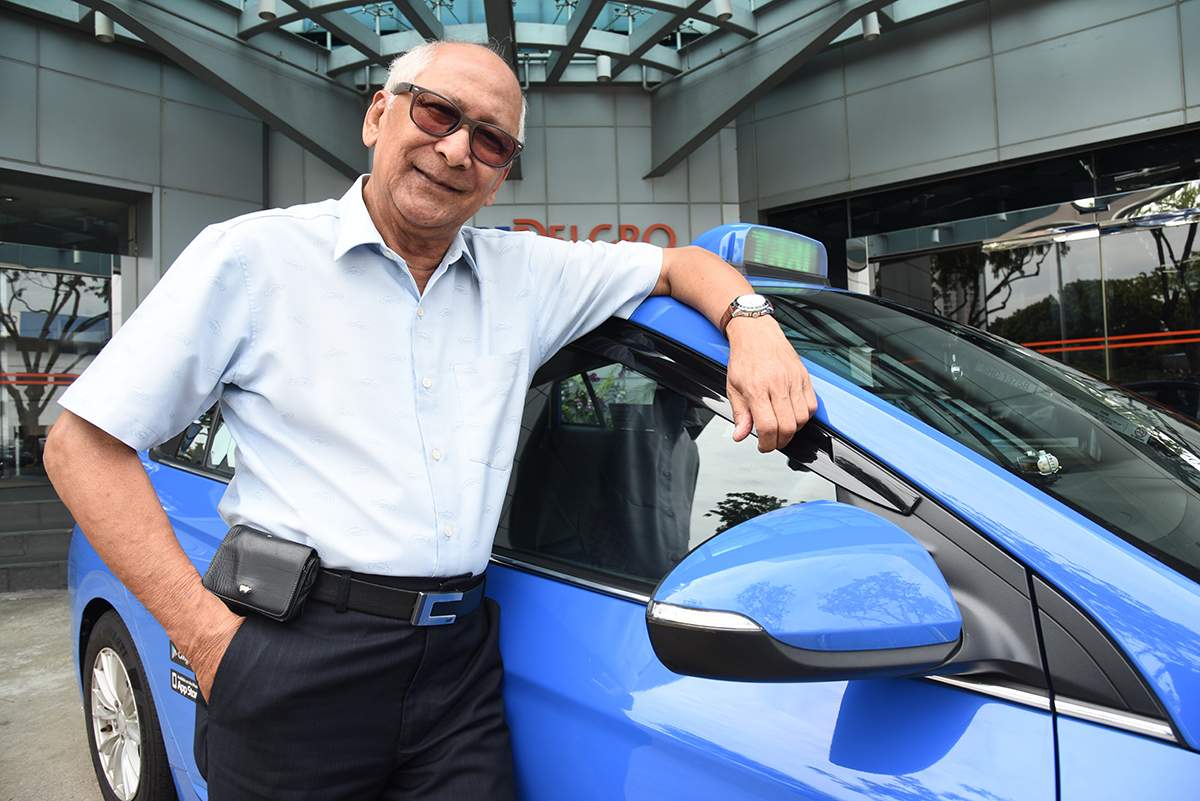 Drive With ComfortDelGro Today