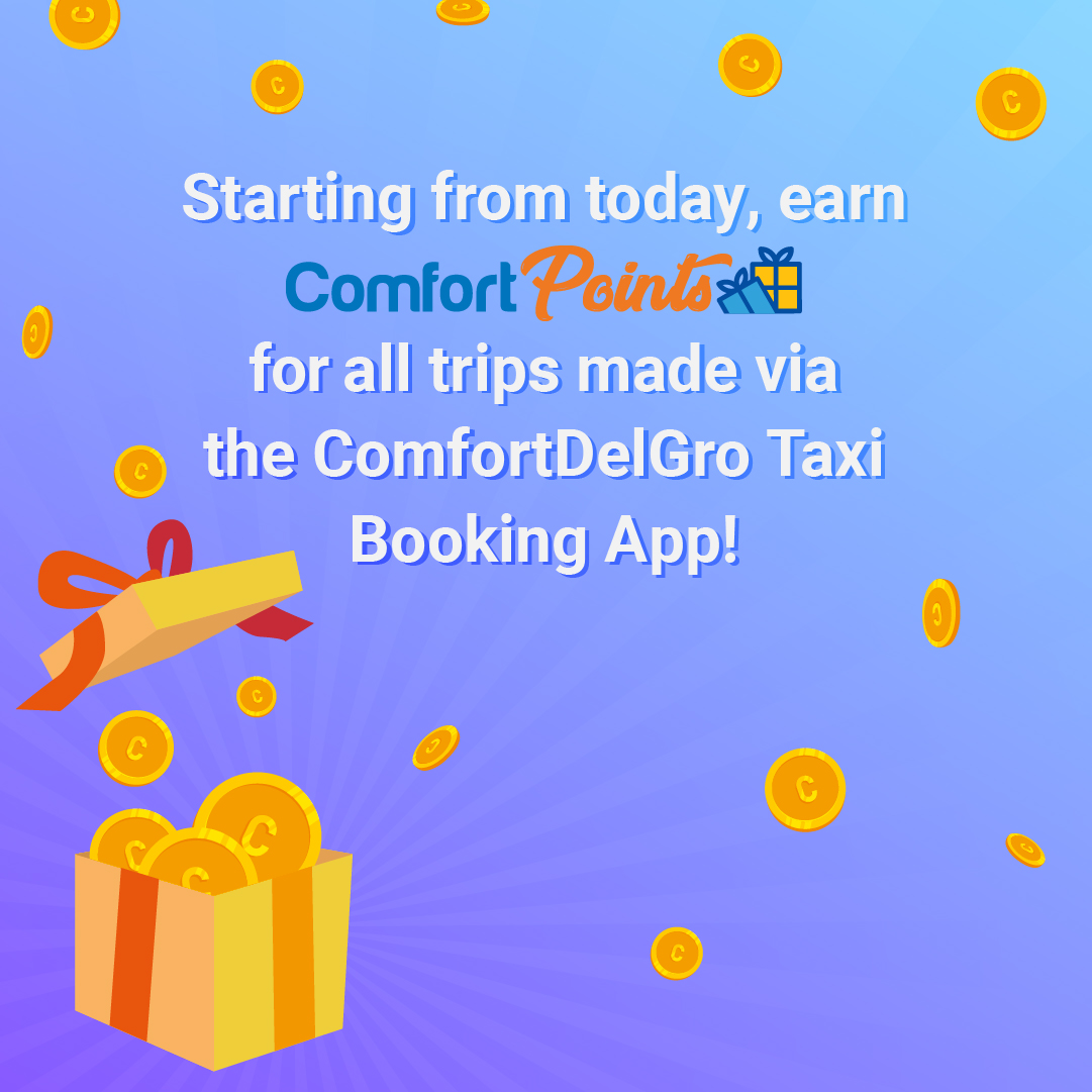 ComfortPoints Relaunch Start Earning Today