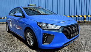 ComfortDelGro Taxi Places Order For 200 New Taxis