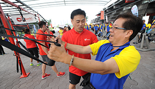 ActiveSG Partners ComfortDelGro Taxis To Bring Sport To More Singaporeans