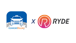 Transport App RYDE And ComfortDelGro Taxi to Launch Booking Service For RYDE Members
