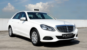 ComfortDelGro Taxis First In Southeast Asia To Launch Euro 6 Mercedes LimoCabs