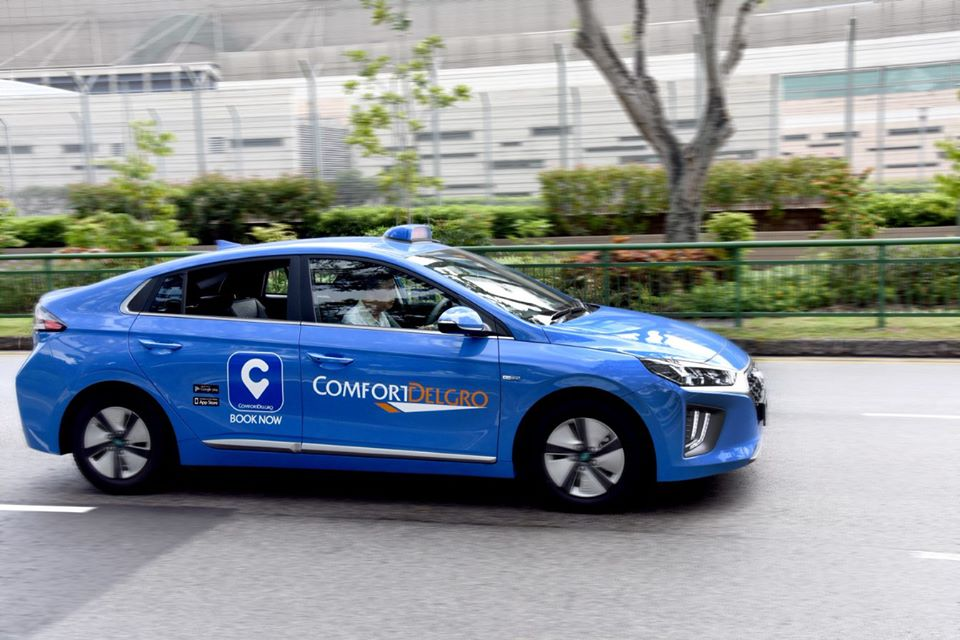 COMFORTDELGRO GROUP COMES TOGETHER TO HELP BELEAGUERED CABBIES