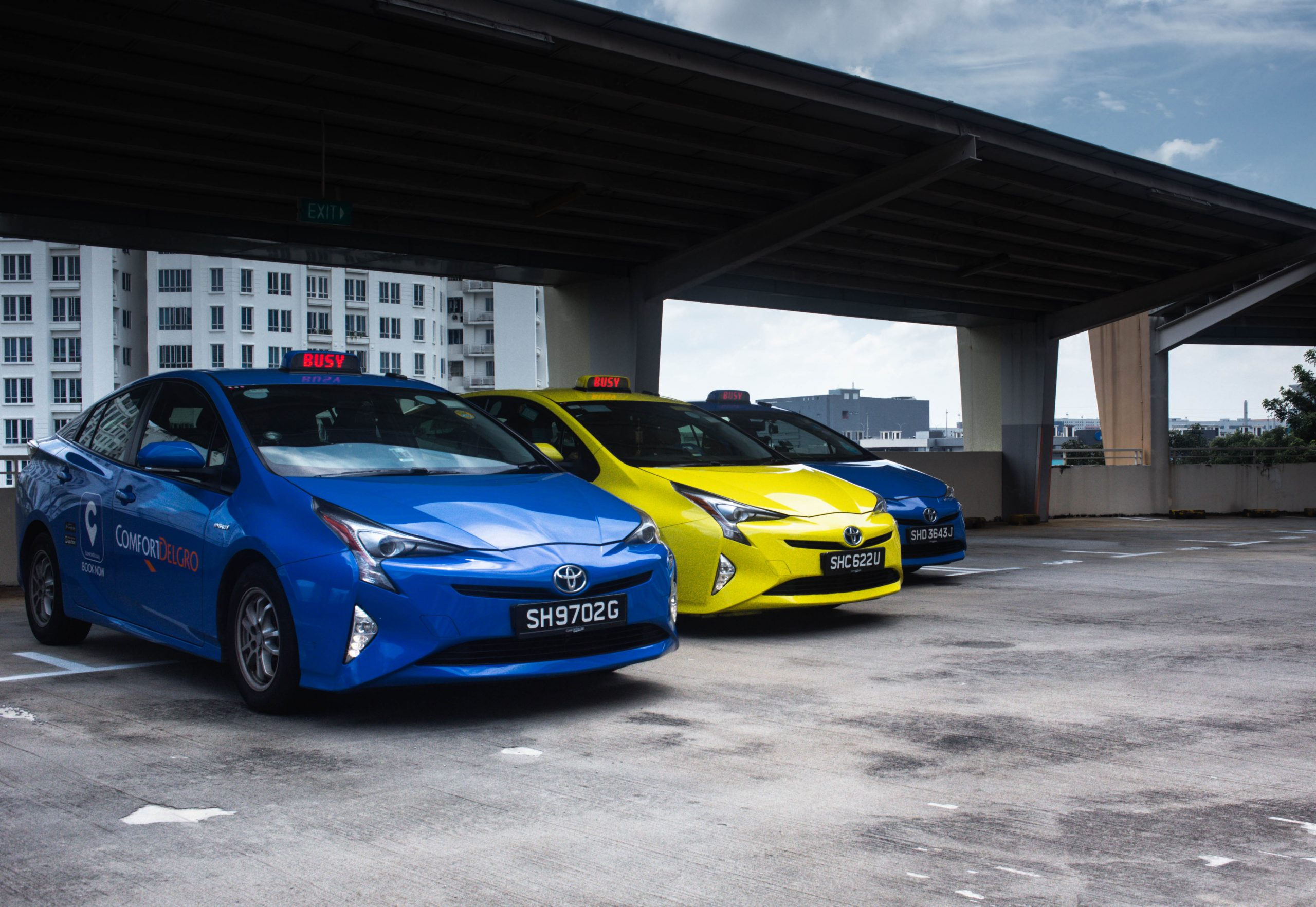 What type of taxi should you go for?